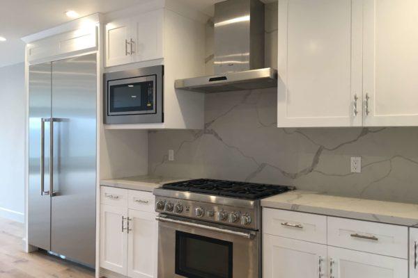 1 AMRON design build kitchen