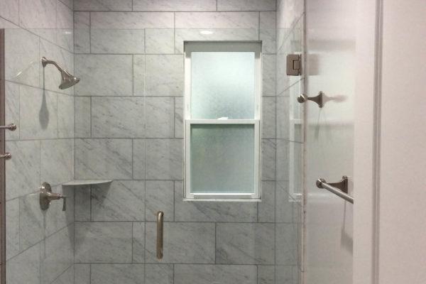 2 AMRON shower remodel BH 1