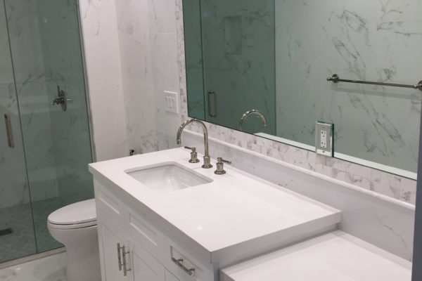 51 AMRON design build guest bathroom