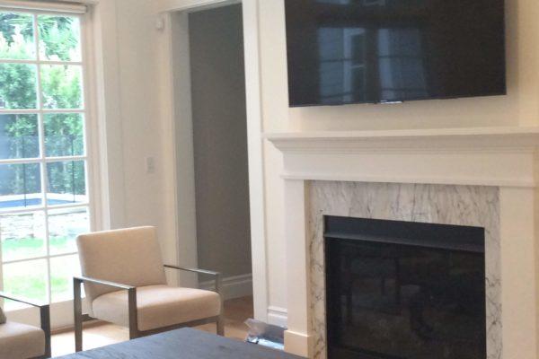 AMRON fireplace MF