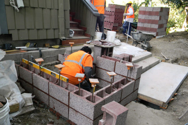site masonry © amronconstruction.com